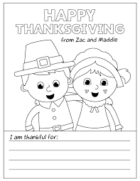 awesome collection of printable thanksgiving day coloring pictures