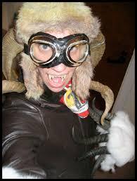 Gremlins Costume Halloween Wwii Aviator Gremlin Costume 5 Steps Pictures
