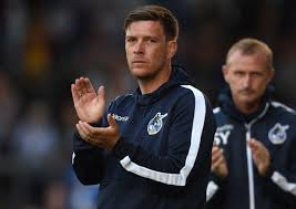 Norwich City forward Steven Naismith scores on his Scotland return     Eastern Daily Press Bristol Rovers manager Darrell Clarke is being linked with Norwich City  Picture  Joe Giddens