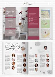 Wedding Magazine Template Create Your Own Wedding Magazine With Twenty Pages Green Wedding