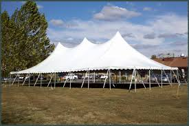 tent party renting a versus a backyard party with tent rental