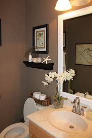 Brown Bathroom Ideas 79 Best Powder Room Images On Pinterest Powder Rooms Bathroom