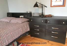 Re Imagining An Aunt U0027s Old Mid Century Modern Bedroom Set For A