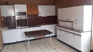 cuisine en formica meuble cuisine formica marron chaios com
