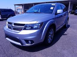 Dodge Journey Blue - 2016 used dodge journey awd 4dr r t v6 3rd row leather navigation
