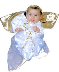 Infant Bunting Halloween Costumes White Angel Costumes Christmas Costumes Brandsonsale