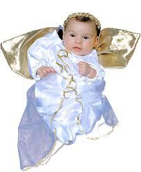 Baby Bunting Halloween Costumes White Angel Costumes Christmas Costumes Brandsonsale