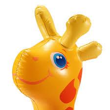 siege enfant gonflable acheter giraffe siège enfant bouée bateau gonflable