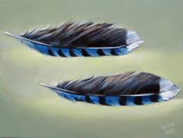 blue jay feather tattoos pinterest tattoo