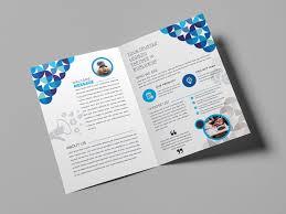 Bi Fold Brochure Template fancy bi fold brochure template 000723 template catalog