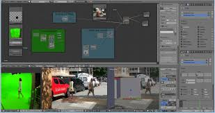 3 D Video Nodes Compositing Video Layers In 3d Space Blender Stack Exchange
