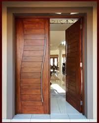 Wooden Doors Design Amazing Front Doors Contemporary Mahogany Double Wood Doors With