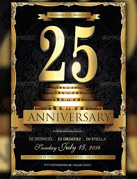 12 best anniversary flyer templates u0026 psd designs free