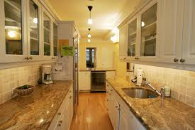 Kitchen Top Materials Kitchen Enjoyable Stainless Steel Single Sink Concrete Kitchen