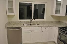 Kitchen Ideas With Stainless Steel Appliances White Kitchen Cabinets With Stainless Steel Appliances Caruba Info