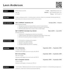 Resume Now Com Online Cv Builder With Free Mobile Resume And Qr Code Resume Maker