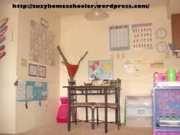 our homeschool classroom a virtual tour suzy homeschooler