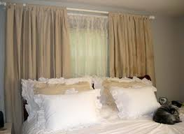 Drapes Ideas Innovative Curtain Ideas For Bedroom And Bedroom Decorating Ideas