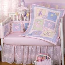 Ballerina Crib Bedding En Pointe 6 Crib Bedding Set