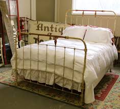 found in ithaca full size antique vintage u0026 iron bed