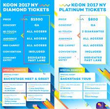 kcon ny tickets kcon usa official site