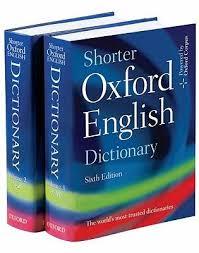 Oxford Dictionary Booktopia Shorter Oxford Dictionary Shorter Oxford