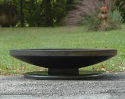 Custom Fire Pit Covers by Fire Pit 42 Medium Depth With Legs Firepit Metal Fire