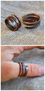 metal wire rings images 730 best wire jewelry rings images wire rings jpg