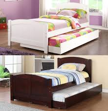 Wood Daybed With Pop Up Trundle Daybed White Wood U2013 Dinesfv Com
