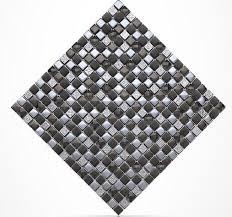Stone Glass Tile Backsplash by Stone U0026 Glass Tile Backsplash Kitchen Diamond Marble Mosaic Tile Bh26