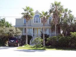 oceanfront low country style home on beauti vrbo street side view of house from a1a only 10 miles from st augustine