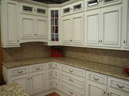 White Kitchen Cabinets With Black Granite Countertops by White Kitchen Cabinets Dark Granite Countertops My Home Design