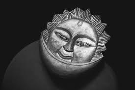 sun moon symbol free photo on pixabay