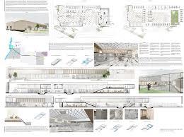 Milwaukee Art Museum Floor Plan by 54jeff 54jeff Entries