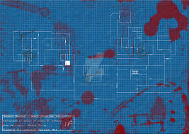 Mansion Blue Prints by Spencer Mansion Blueprint 1f Bloody By Leighboi On Deviantart