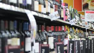 liquor stores to demand for sunday wine sales react