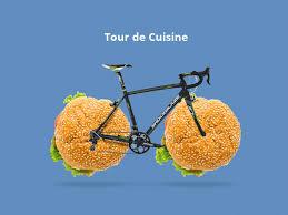 tour de cuisine tour de cuisine by herman plaggenmarsch dribbble