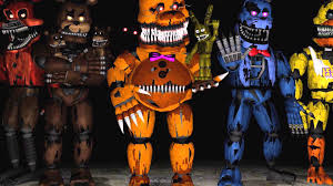 cool wallpaper of fnaf youtube