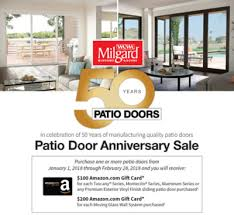 Patio Door Sales Specials And Sales Archives A New View Windows