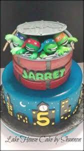 tmnt cake topper 10 mutant turtle cake w fondant tmnt topper