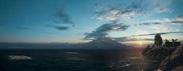 pubg wallpaper 1440p the new sunset weather pubattlegrounds