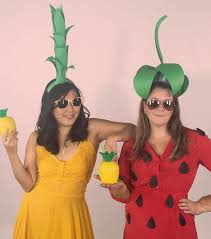 Diy Womens Halloween Costume Ideas Last Minute Costume Ideas For Best Friends Popsugar Love U0026
