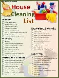 how to clean house fast clean house fast template cleaning check lists and house