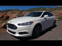 2013 ford fusion titanium ecoboost 2013 ford fusion titanium drive 0 60 mph review