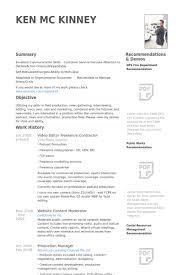 Freelance Photographer Resume Examples Download Videographer Resume Sample Haadyaooverbayresort Com
