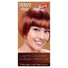 Light Golden Blonde Hair Color Tesco Choice Light Copper Golden Blonde Hair Color Tesco Groceries