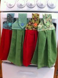 Kitchen Towel Craft Ideas Hanging Hand Towels Tutorial Tutorials Pinterest Hand Towels