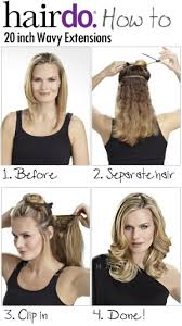 hairdo extensions 20 wavy styleable extensions by hairdo and ken paves hot hair