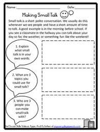 17 social skills worksheets special education social