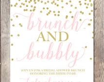 bridal brunch invites bridal shower brunch invitations kawaiitheo